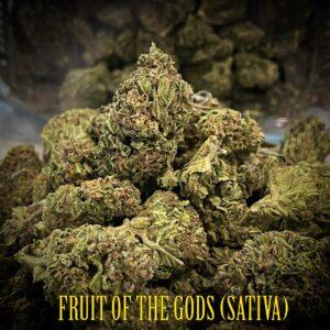 sativa Fruit of the Gods