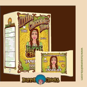 Hippie Chicks edibles tucson dispensary Jamocha