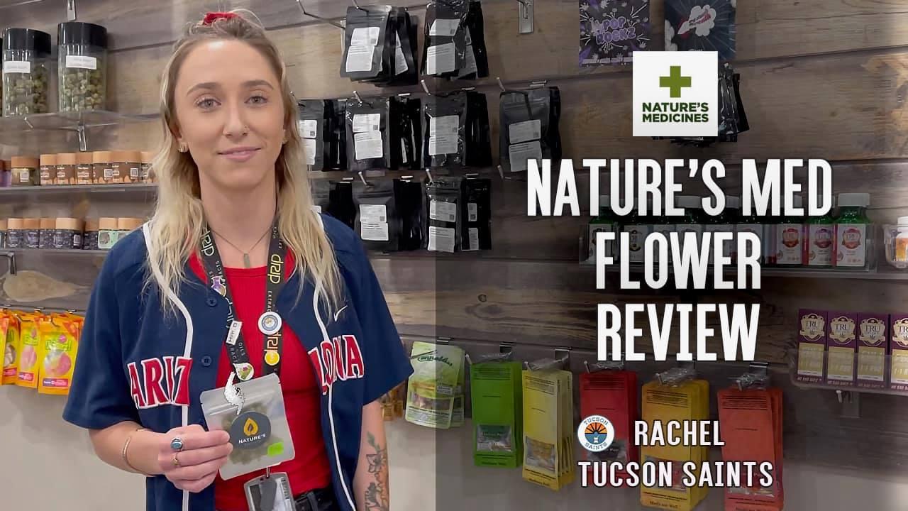 Rachel reviews Natures Medicine cannabis