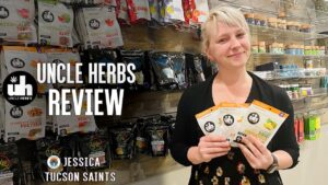https://bit.ly/2PFXEKF 📹 watch Jessica's review on Uncle Herbs
