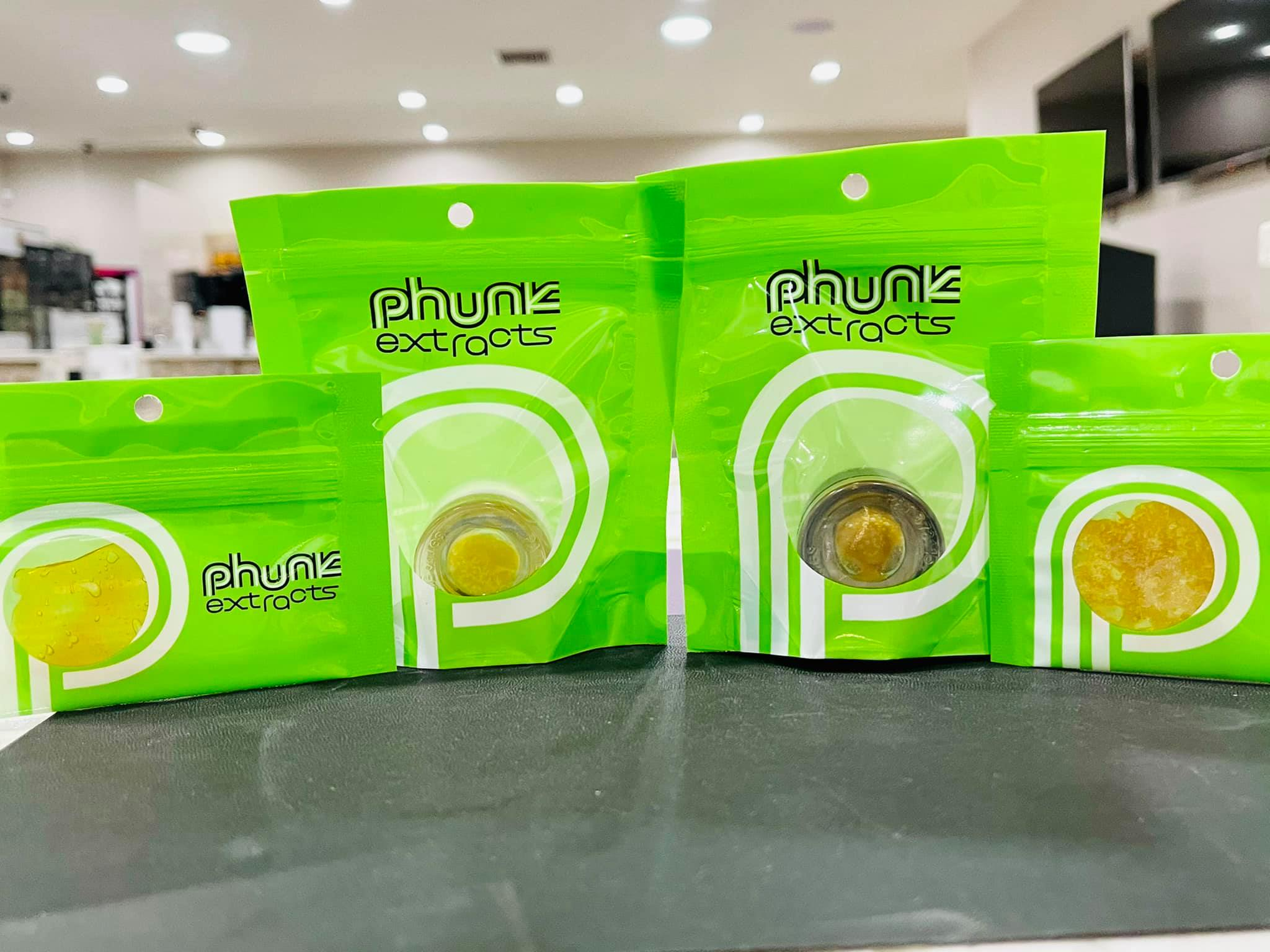 phunk Extracts Tucson dispensary