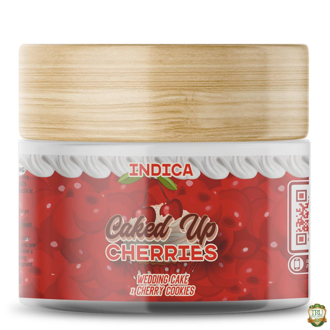 Caked Up Cherries Tru Infusion SAINTS