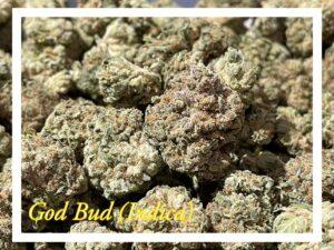 God Bud Dispensary saints