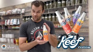 Keef Cola Review Dispensary SAINTS Ian