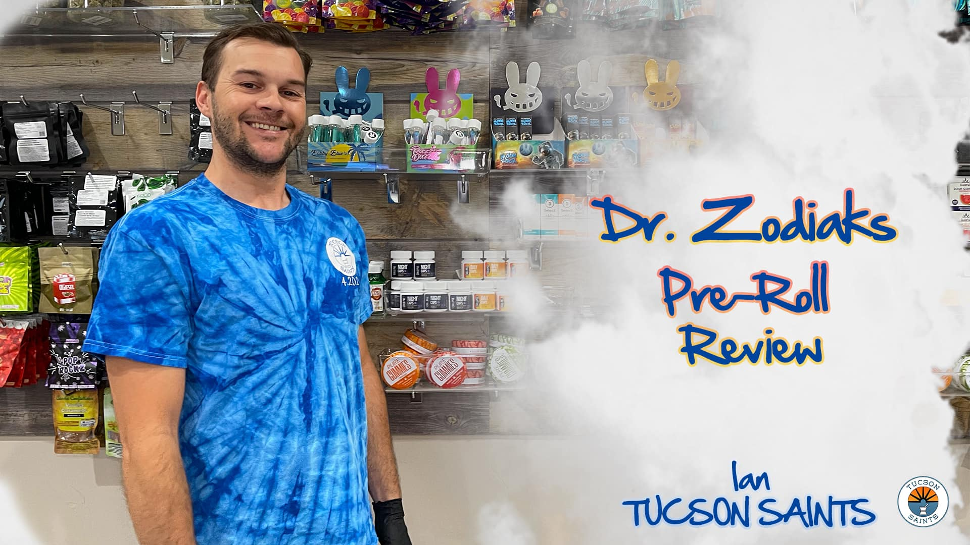 dr zodiak pre roll review by ian dispensary tucson