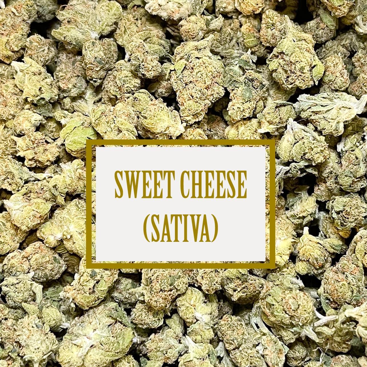 Sweet Cheese SATIVA Strain SAINTS