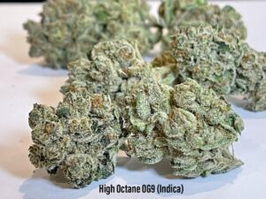 indica High Octane OG strain