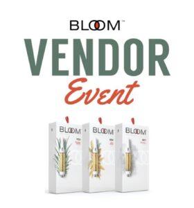 Bloom Vendor Event Tucson Oct 1 2021