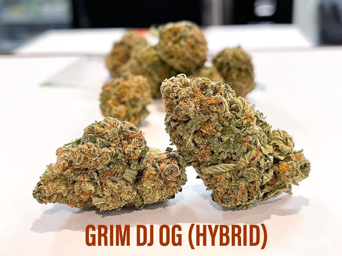 Nugs Grim DJ OG Hybrid