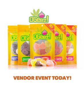 OGEEZ Vendor Event