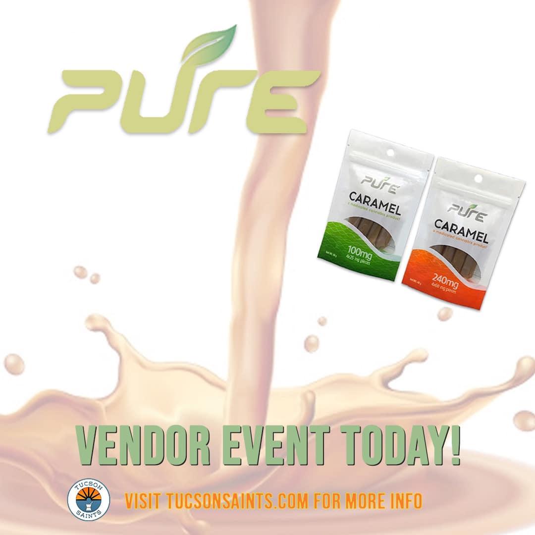 PURE vendor event tucson Sept 2021