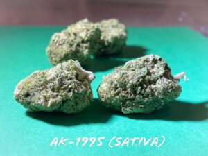 Sunday Goods AK 1995 Sativa