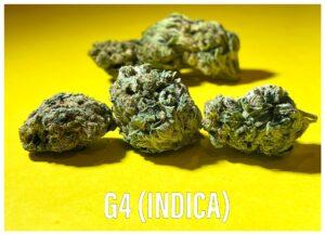 Sunday Goods G4 Indica strain